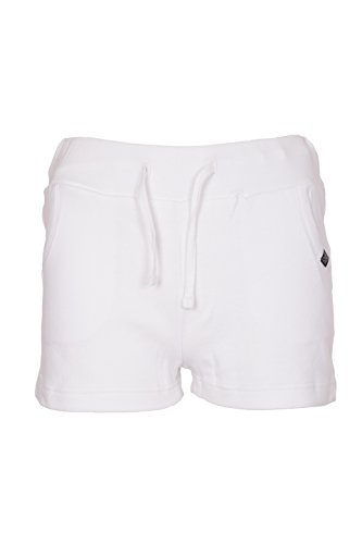 womens-casual-summer-holiday-cotton-shorts-white-16
