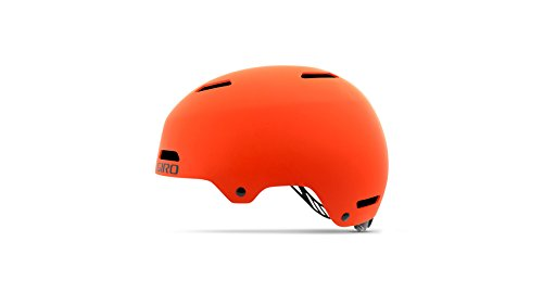 Giro Quarter FS bicicleta casco, todo el año, unisex, color mat vermillion, tamaño large