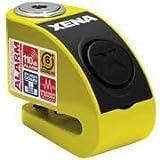 Xena xzz6Disque verrou à Alarme 6mm avec 3clés