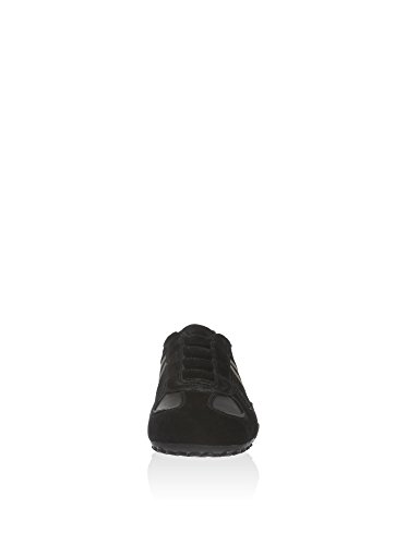 Geox U Snake R, Chaussures Homme Noir