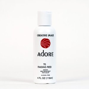 Creative Bild Adore Shining Einweichen Hair Color 70 Raging Red 118 ml