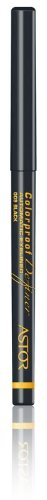 Automatic Eye Liner (Astor Color Proof Automatic Definer Eyeliner - Wasserfester Kajal zum Drehen für ausdrucksstarke Augen - Farbe Black 009 - 1 x 1,2 g)