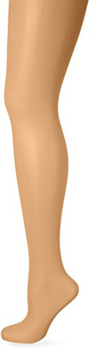 Wolford Damen Strumpfhose Satin Touch 20, 20 DEN, Beige (Fairly Light 4738), Large