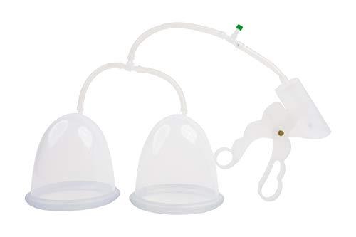 Fröhle BP007 Brustpumpe Duo Cup C 1er Pack(1 x 1 Stück)