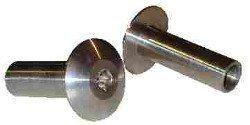 Hülsenschraube Hülsenmutter Edelstahl M12x50mm - Schaukel Zubehör