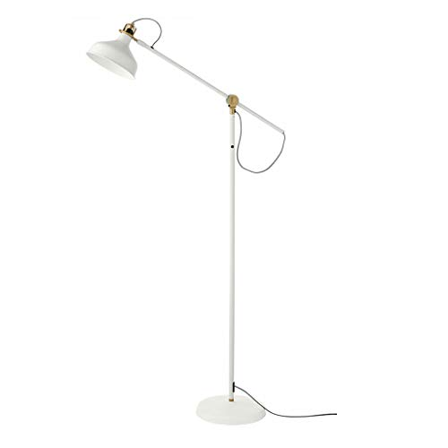 NLLDD Lámpara de pie Ajustable de Metal Interior de la casa/Sala ...