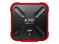 ADATA 1TB XPG SD700X, Red USB 3.1, ASD700X-1TU3-CRD (USB 3.1) PC-Komponenten