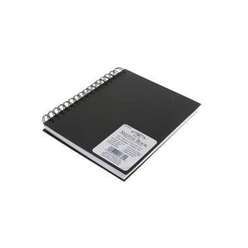 Winsor /& Newton Hard Cover Wire-O Bound Heavy Weight 170gsm Sketch Books