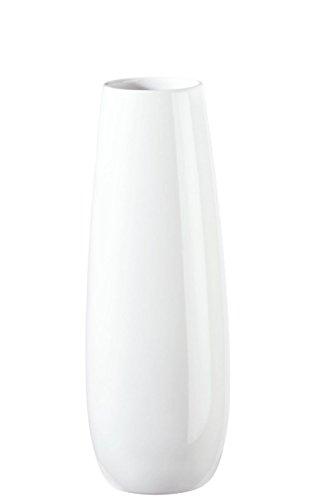 ASA Vase, Keramik, Weiß, 20x20x46 cm