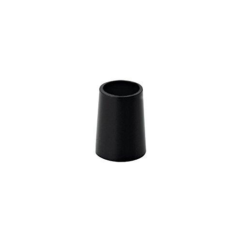 Ferrule schwarz 3/4' hoch fŸr Morsekegel (taper)...