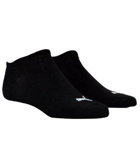 Puma - Sneaker Socken 6er Pack - Black, Größe 47 Eu/ 49 Eu