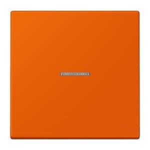 Preisvergleich Produktbild Jung Wippe für Schalter und Taster Serie mit Lichtleiter LS, 1 Stück, orange vif, LC 990 KO5 4320S