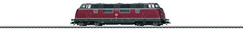 Preisvergleich Produktbild Märklin 37801 - Diesellokomotive V 200.0, DB, epoche III, mehrfarbig