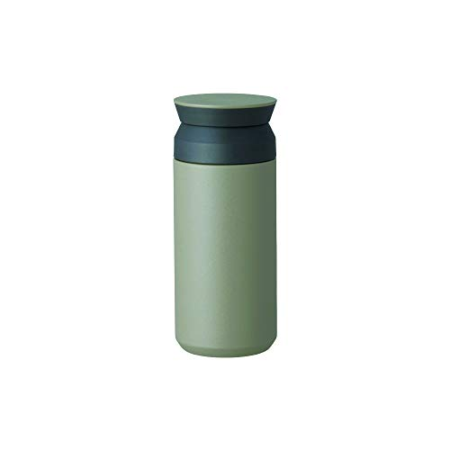 KINTO Travel Tumbler Kaffee & Tee Flasche 350ml - Khaki -