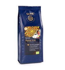 GEPA Bio Peru Pur - Kaffee gemahlen 1 Karton (6 x 250g)