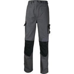 Delta Plus-pantalon De Travail Mach Spirit En Coton / Polyester-m5pangnpt0-gris/noir-l