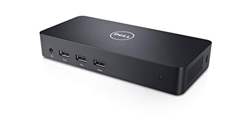 Dell D3100 USB-Dockingstation Dell Xps-system