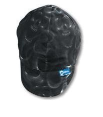 Miller 230542 HeadThreads Welding Cap, Ghost Skulls, Size 7 1/8 by Miller Electric Miller Welding Cap