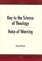Key to the Science of Theology: Voice of Warning [Paperback] by