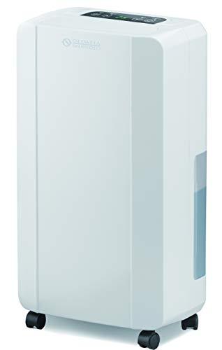 Olimpia Splendid 01667 Aquaria Silent Deumidificatore capacità 14 litri/24h, 214 W, Bianco