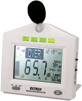 EXTECH Sound Meter with Alarm SL130W Extech Meter
