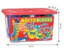 Molto Building Blocks 100 Pieces