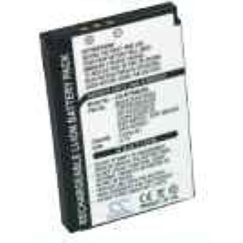 Cameron Sino - Batteria per Creative Jukebox Zen NX Nomad Jukebox Xtra MuVo2, tensione 3,7 V, capacità 1000 mAh