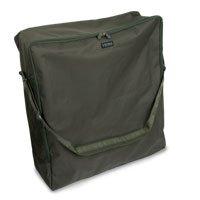 Fox Royale Large Bedchair Bag 83x90x28cm - Angeltasche für Angelstuhl, Stuhltasche, Tackletasche für Karpfenstuhl, Zubehörtasche
