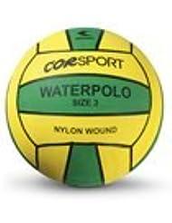 Ballon de water-polo, taille 3,bicolore