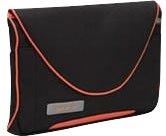 Techair Tazhe001 Envelope Sleeve For 11.6 Inch Laptopnetbook Black Orange