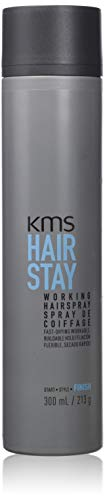KMS California Hairstay Working Spray, 1er Pack (1 x 300 ml) -