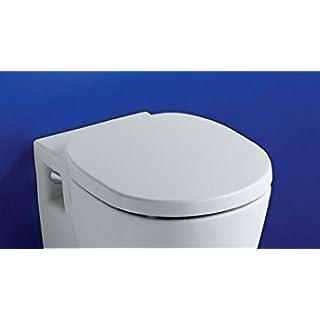 Ideal Standard WC-Sitz mit Absenkautomatik, Weiß, E791701