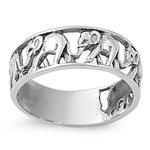 kleine Schätze - Damen-Ring / Verlobungsring - 925 Sterlingsilber -