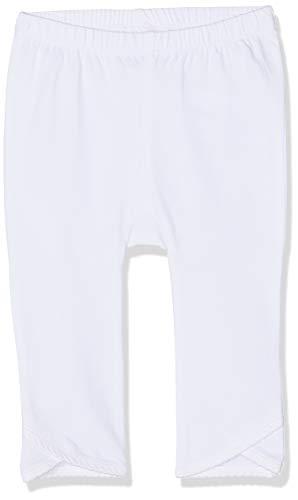 s.Oliver Baby-Mädchen Leggings 59.902.75.2733 Weiß (White 0100), Herstellergröße: 86/REG