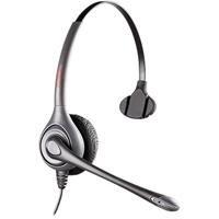 Plantronics AW450N SupraElite Wideband Headset SupraPlus Monaural NC - Nc Monaural Headset