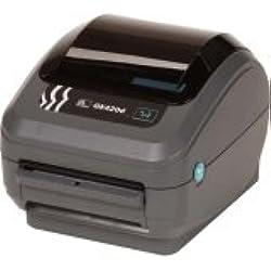 Zebra GK420d - Impresora de etiquetas (Térmica directa, 203 x 203 DPI, Alámbrico, Ethernet, 0.08-0.2, 0.003-0.0075)
