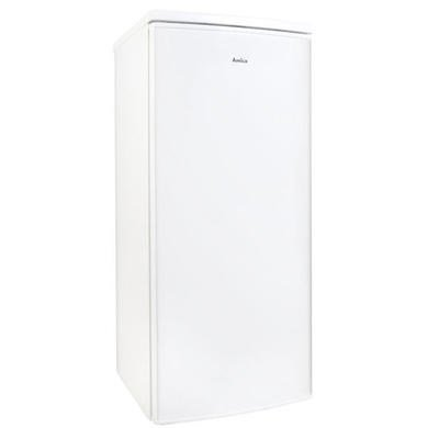 Amica FZ206.3 55cm Wide 125cm High Upright Freestanding Freezer – White