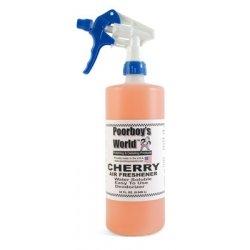 Poorboys Cherry Vaporisateur désodorisant - Tue les moisissures et les bactéries - 473 ml