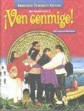 Ven Conmigo! Holt Spanish Level 2 Annotated Teacher's Edition (Holt Spanish L...