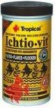 Tropical Ichtio Vit Hauptfutter (Flockenfutter) für alle Zierfische, 1er Pack (1 x 5 l)