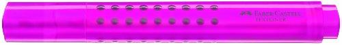 Faber-Castell Grip tratto marker, colore: rosa (Confezione da 10)
