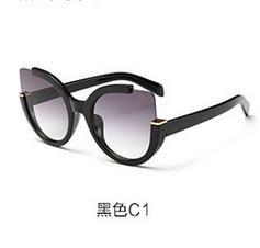 Aprigy Insgesamt Gl?ser Runde Shade Summer Fashion cateye Sonnenbrille Frauen-Weinlese-Marken-Entwerfer-Brille f¨¹r Damen Gafas Retro Oculos [1]