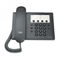 Deutsche-Telekom-T-Home-Telefon-Concept-P-214-Telefon-schwarz