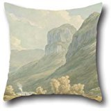 cushion-covers-of-oil-painting-john-warwick-smith-village-of-stonethwaite-and-eagle-cragg-borrowdale