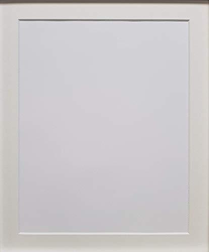 Single schwarz, weiß oder Elfenbein Passepartouts, Elfenbeinfarben, 6
