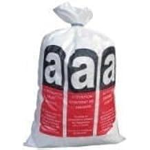 Tissu (1,32eur/pièce) 25Sacs 700x 1100mm Amiante Big Bag Sac élimination