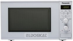 Panasonic NN-J151 - Microondas con Grill (1000 W, 20 L, 4 niveles,...