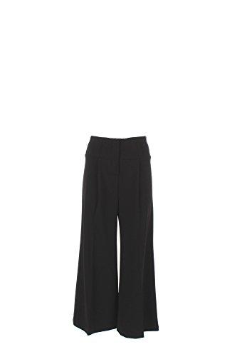 Pantalone Donna Kaos Twenty Easy 42 Nero Gi3co018 Autunno Inverno 2016/17