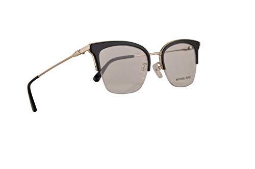 Michael Kors MK3029 Costa Rica Eyeglasses 51-19-140 Shiny Pale Gold w/Demo Clear Lens 1202 MK 3029