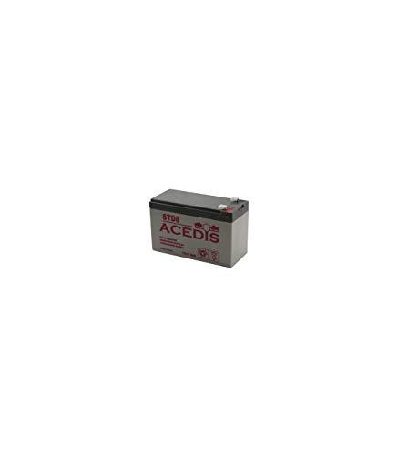 Batterie à décharge Lente AGM STD 8 amp
